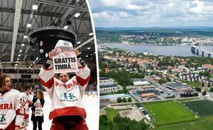 Skribenten, som är Sundsvallsbo, gläds väldigt åt Timrå IK:s framgångar och förstår inte varför många Timråbor känner ett motstånd gentemot sin grannstad. Bild: Jonas Gustafsson/TT / Jan Olby