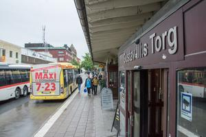 Nu finns ett förslag som kan göra det enklare för exempelvis Östersunds kommun att kamerabevaka busstorget och kollektivtrafiken.