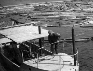 1969 lades också flottleden mellan Kallsjön och Liten och Indalsälven uppströms Järpen ned. Jonas Svärd var med när sista