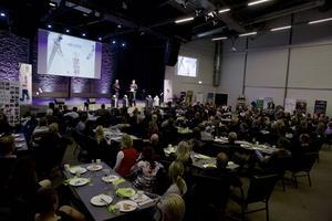 VM 2025 är det meningen att Falun ska söka med hjälp av nätverket.