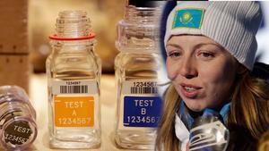 Elena Khrustaleva tog en silvermedalj på OS i Vancouver 2010. Nu har hennes landslag tvingats till dopningtester.