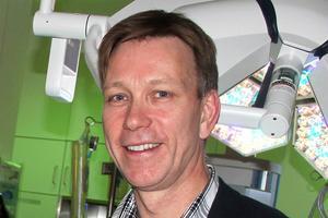 Jonas Rudenstam, verksamhetschef för Operationscentrum i Sundsvall, vill bli länsklinikchef för Operationscentrum.