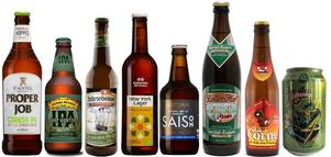 Ett antal nya öl har lanserats i Systembolagets fasta sortiment. Här är några av de bästa köpen.Bild: Sune Liljevall