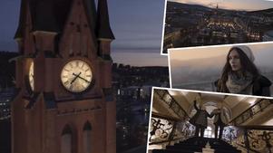 Filmen om Sundsvall hyllas på Facebook. Bilder: Visit Sundsvall