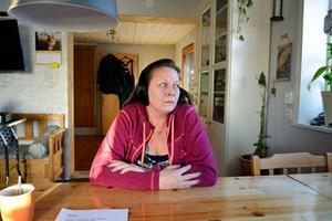Annette Nygård misshandlades och hotades av hennes före detta pojkvän. I dag tackar hon Brottsofferjouren att hon lever.