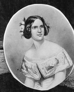 Jenny Lind (1820-1887) kallades