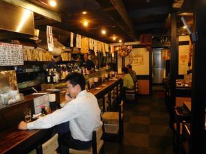 Görans stamrestaurang i stadsdelen Yanaka i Tokyo. Foto: Privat/Göran Carlsson