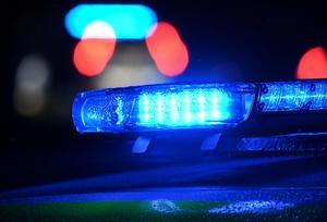 En polisman är åtalad för grovt rattfylleri och olaga hot. Bild: Johan Nilsson/TT