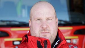 Bussolyckan för ett år sedan kommer alltid finnas i Pärra Jönssons minne.