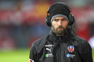 Olof Mellberg fick ta över som tränare i Helsingborgs IF efter att Henrik Larsson, som i sin tur ersatt Per-Ola Ljung, hoppat av.
