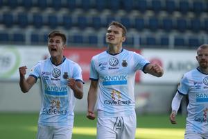Piotr Johansson (mitten) har ryktas vara på väg bort från GIF.
