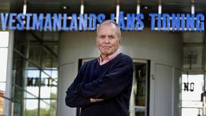 Anders Harald Pers var under åren 1978 till 1996 huvudredaktör och VD för VLT, som i dag den 10 februari 2020 fyller 189 år.