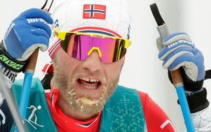 Norrmannen Martin Johnsrud Sundby.