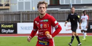 Andreas Bagger hann med fler än 130 matcher i BKV-tröjan.