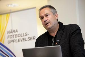 Mats Enquist klargör att Allsvenskan inte byter namn.