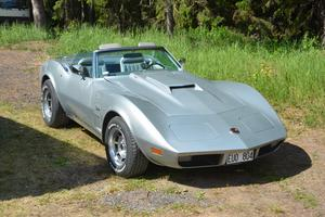 Corvette stingray.