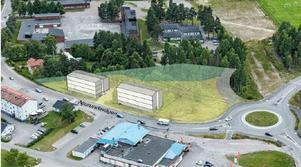 Mitthem vill bygga 35 till 40 lägenheter i Njurundabommen. En byggstart kan bli aktuell om ett år. Bild: Sundsvalls kommun
