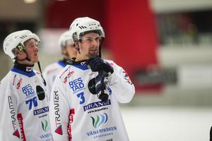 Vänersborg får klara sig utan liberon Simon Blomqvist.