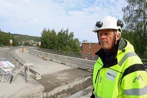 Håkan Jönsson är brokonsult och jobbar åt Infra Action.