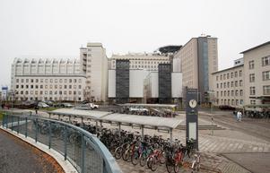 Norrlands universitetssjukhus i Umeå. Foto: VK