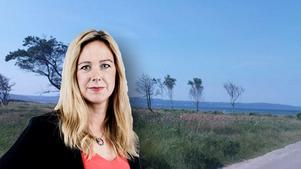 Erika Ahlberg-Norén, reporter.
