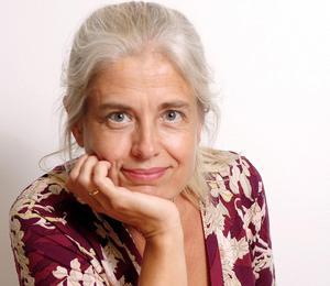 Tillträdande musikchef Elisabet Ljungar. Bild: Anders Falk
