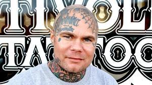 Masa Hoikkaniemi, 37 år, tatuerare, Sundsvall: