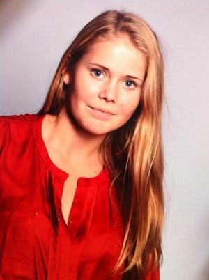 Therese Hedberg Lundblad.