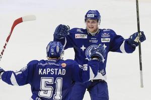 Det blir klirr i kassan för Leksand när Djurgårdsbacken Linus Hultström går till NHL.