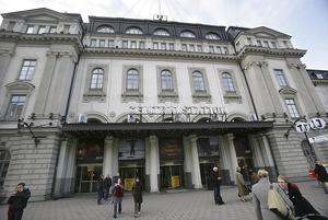 En försvunnen mobiltelefon på Stockholms centralstation kan stressa upp de flesta.  I det här fallet kåsören Stigbjörn Bergensten. Foto: TT