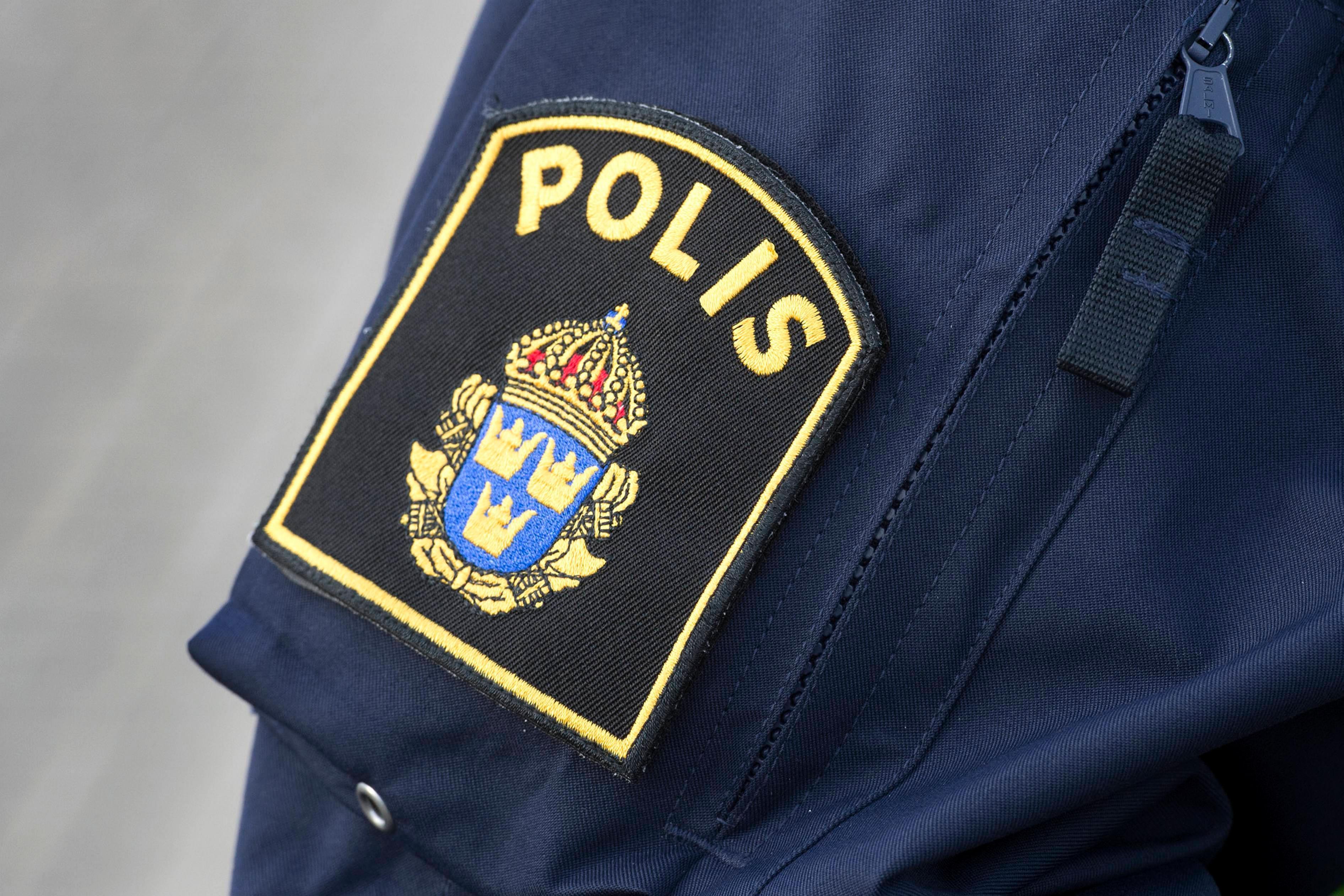 Misstänkt rattfull kvinna på lastbilsträff fråntogs bilnycklarna