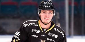 Max Lindholm är klar för spel i Örebro. Bild: Dennis Ylikangas/Bildbyrån
