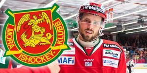 Mathias Bromés kontrakt med Mora löper ut efter denna säsong. Hans framtid är oklar. Foto: Simon Hastegård/Bildbyrån.