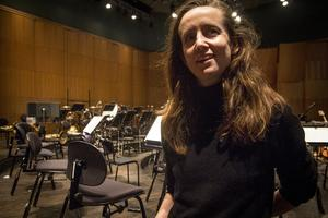 Dirigenten Jessica Cottis.