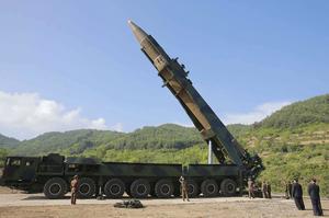 Nordkorea är kapabla till att avfyra kärnvapen redan 2018.