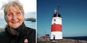 Angret Andersson hoppas att många vill komma och ta del av sjökulturen! Foto: Måna J Roos / Anders Sjöberg