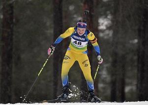 Johanna Skottheim har haft en bra vinter i IBU-cupen.