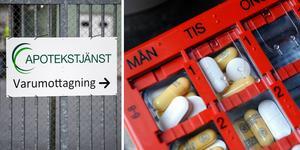 Apotekstjänst utreds av Läkemedelsverket, det avslöjade Ekot på fredagen. Foto: TT