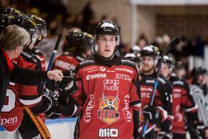 Axel Svensson noterades som målskytt mot Sollentuna, men säger till Sporten att det var Adam Byström Johansson som styrde in den.