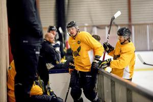 Jansson hoppas få förtroende i power play den här säsongen.