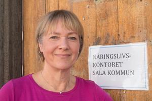 Ulla Eklöf blir spindeln i nätet som ska vägleda företagarna.