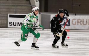 Det första derbyt mellan VSK och Tillberga lockade bara 1267 åskådare.