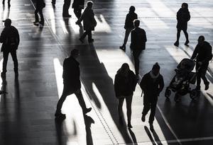 Landet ska vara fritt från utsläpp av växthusgaser 2045. Detta ska ske i små etapper och så kan vi också agera, ett steg i taget, skriver Eva Bergenstråhle från Klimatsvaret Sverige. Foto: Tt