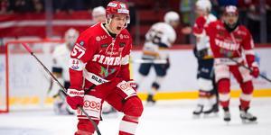 Anton Wedin förlänger kontraktet fram till 2022. Bild: Pär Olert/Bildbyrån.