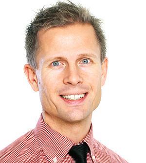 Fredrik Ringborg arbetar som trygghetsexpert på Verisure. Foto: Pressbild.