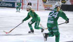 Hammarbys damer ska åter få spela i en damallsvensk serie i vinter. (Arkivbild)