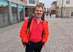 Foto: Anders Norin.De närmaste två åren får kultur- och fritidsnämnden inga extra anslag. Men från och med 2021 väntas 13 miljoner extra ramla in per år till Jonas Lennerthson(S) och hans nämnd med anledning av att det är då den nya simhallen väntas tas i bruk.
