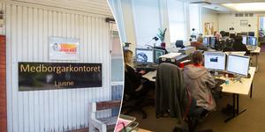 Utan stöd från Söderhamn kommun kan inte Medborgarkontoret fortsätta sin verksamhet.