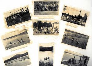 Ur ett album från Bodaborg. Bild: Från regionarkivet i Härnösand