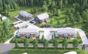 Med den nya föreslagna taxan hade Hultqvist Fastigheter fått betala drygt 50 000 kronor mer i avgift för bygglovet gällande Brf Skogsparken.